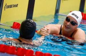 Ugrai Panna bronzérmet nyert 100 m háton a felnőtt ob-n Forrás: MÚSZ