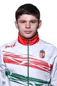 Az Oroszországból honosított Halidov Gamzatgadzsi az 57 kg-ban birkózik