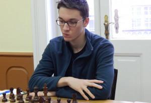 Persányi Barnabás csoportgyőztesként jutott a négyes döntőbe  Forrás: Magyar Sakkszövetség