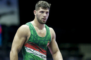 Szőke Alex (21) Budapesten harcolhatj ki az olimpiai részvételt Fotó: Martin Gábor