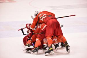 A klub történetének első utánpótlás-bajnoki aranyérmét nyerték a DVTK Jegesmedvék juniorjai