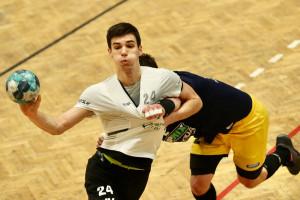 Fazekas Gergő a múlt héten két meccsen 12 gólt lőtt az NB I-ben Forrás: Veszprémi KKFT Fb-oldal