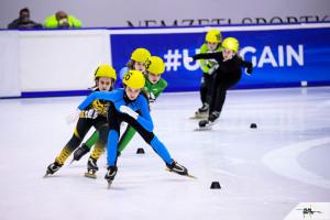 A legfiatalabbak is kitettek magukért a junior országos bajnokságon Fotó: Fiák Blanka/MOKSZ
