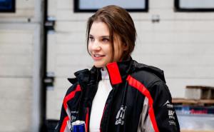 Keszthelyi Vivien az Euroformula Openben folytatja Forrás: VRS Sport Group