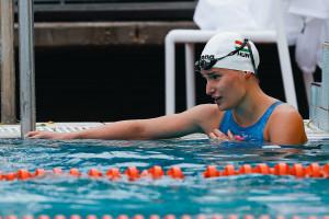 Nyirádi Réka a második bronzérmét nyerte a felnőtt ob-n Forrás: MÚSZ