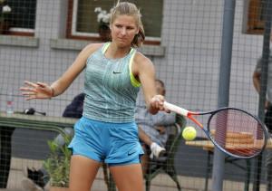Szabanin Natália már nyolcadik a junior-világranglistán Fotó: Nagy Norbert/FMH