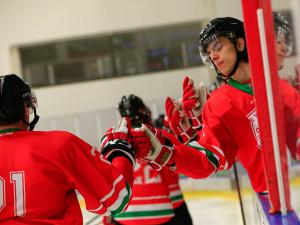 Kemény csaták várnak a junior jégkorong-válogatottra Forrás: MJSZ