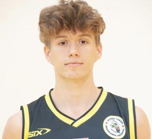 Simonics Olivér érmet szeretne nyerni a juniorok országos döntőjében Forrás: Zsíros Akadémia