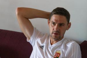 Gera Zoltán a nullapontos Eb ellenére marad szövetségi edző Fotó: Mura László/Utánpótlássport