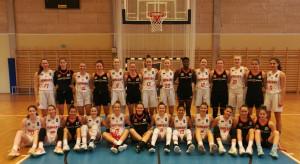 A kadétválogatott az NKA Pécs U16-os és U18-as vegyes csapatával játszott edzőmérkőzést Forrás: Rátgéber Akadémia