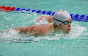 Száraz Evelin helytállt az épek felnőtt országos bajnokságán is. Forrás: Magyar Paralimpiai Bizottság