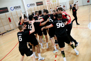 A BFKA-Veszprém együttese bajnokesélyessé lépett előre az NB I/B-ben Forrás: BFKA-Veszprém