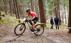 Buzsáki Virág a hatodikként zárt az ausztriai U23-as kiemelt versenyen Forrás: bringasport.hu