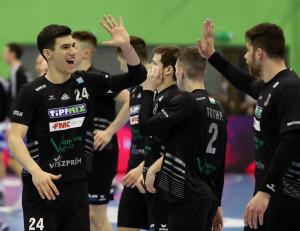 Fazekas Gergő kiemelkedően teljesített a Magyar-kupa négyes döntőjében is Fotó: Cseh Péter/VKKFT