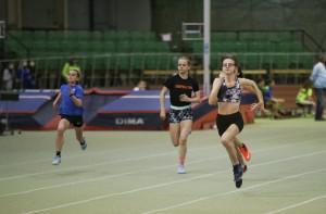 Az U14-es és az U16-os korosztály összetett bajnokságával zárult az atléták fedett pályás szezonja Fotó: Hegedűs Gábor