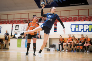 Gerháth Kincsőék bravúrgyőzelmet arattak Mosonmagyaróváron Forrás: Alba Fehérvár KC