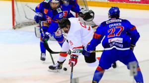 A szlovákok U18-asok magasabb szintet képviseltek a juniorválogatottunknál Forrás: MJSZ