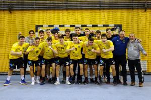 Jelenleg az élen áll a PLER-Budapest ifjúsági csapata Forrás: PLER-Budapest