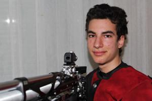 Rescsik Csaba a a paralimpiát is megcélozza Fotó: Bodrogi Tamás