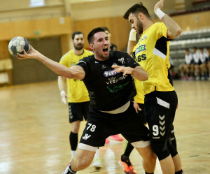 Vajda Huba góljai is nagyon kellettek a VKKFT egri sikeréhez Forrás: VKKFT Veszprém