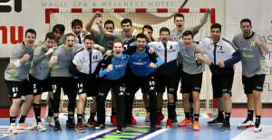 A veszprémi fiatalok megnehezíthetik a Szeged dolgát az elődöntőben Forrás: VKKFT Veszprém