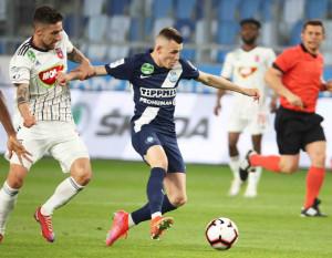 Schön Szabolcs 20 évesen is az MTK Budapest egyik alapembere volt a szezonban. Forrás: mtkbudapest.hu