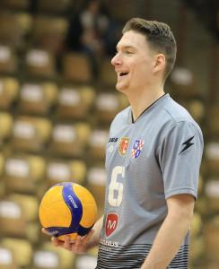 Bálint édesapja, a korábbi klasszis Tomanóczy Tibor nyomdokaiban jár Forrás: dseroplabda.hu