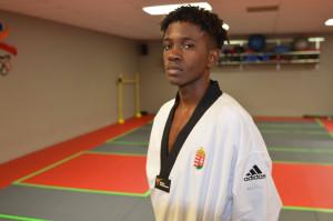A friss Európa-bajnok, Salim Omar ismerős helyszínen, Szófiában harcolná ki az ötkarikás részvételt Forrás: wtftaekwando.hu