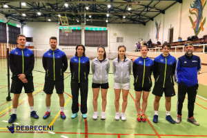 Forrás: Debreceni Tollaslabda Club