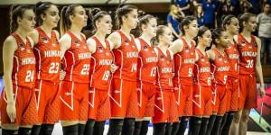 A Gáspár Dávid vezette női U20-as válogatott éremesélyesként vághatott volna neki a soproni Eb-nek Forrás: FIBA