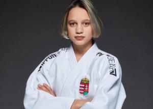 A 16 éves Mamira Luca váltja Mészáros Anettet a felnőttvébén Forrás: Soós Bertalan