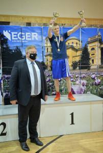 Oláh Levente megállíthatatlan volt, négy kiütéssel nyert Forrás: Magyar Ökölvívó Szövetség
