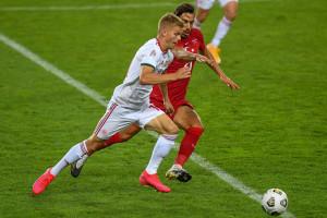 Schäfer András ismét a forduló álomcsapatába került a szlovák bajnokságban Forrás: mlsz.hu