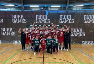 A Ruhr Games után a szerbek ellen is remekelt a serdülőválogatott