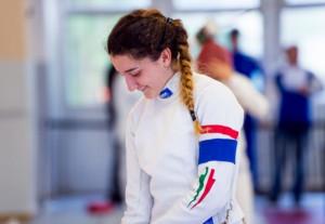 Erdős Rita lett a juniorbajnok Forrás: pentathlon.hu