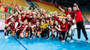 Az U19-es válogatott Eb-győztesként térhet vissza Celjébe Forrás: MKSZ