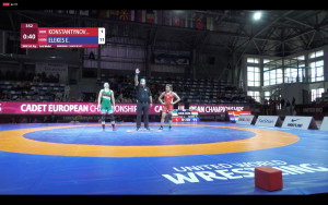 Elekes Enikő (balra) Európa-bajnokságot nyert