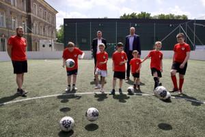Együttműködési megállapodást írt alá a Budapesti Honvéd SE és a Budapest Honvéd FC Forrás: honved.hu