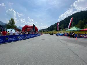 A mixváltó ötödik helye jelentette a legjobb magyar eredményt a kitzbüheli junior Eb-n Forrás: European Triathlon Union