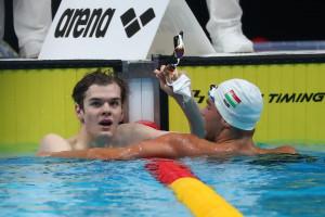 Kós Hubert már a tokiói olimpiára fókuszál Forrás: MÚSZ