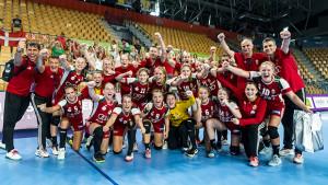Siófoki és dániai tornával készül a magyar csapat az Eb-re Forrás: MKSZ
