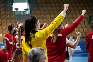 Volt minek örülni a norvégok elleni csoportmeccsen is Fotó: Maja Kezic/EHF