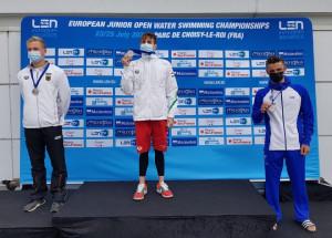 Betlehem Dávid magabiztos versenyzéssel nyert 10 kilométeren a junior Eb-n Forrás: MÚSZ