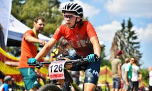 Vas Kata Blanka negyedik lett Tokióban Forrás: bringasport.hu