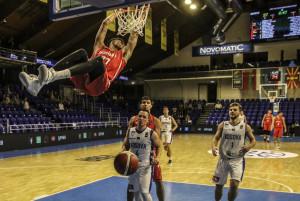 A csoportelsőségért játszik a férfi U20-as válogatott Sopronban Fotó: FIBA/Tóth Zsombor