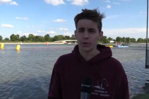 Betlehem Dávid a medencés junior Eb-n nyert ezüstje után most nyílt vízen próbálkozhat