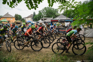 A fiatalok is tekertek Forrás: Magyar Kerékpáros Szövetség