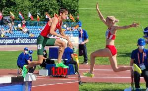 Palkovits István és Farkas Petra is U23-as Európa-bajnok Forrás: atletika.hu