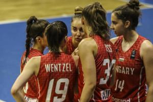 Tornagyőztes a magyar csapat Fotó: Tóth Zsombor/FIBA