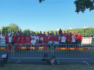 Az U20-as küldöttség is remekül helytállt Tallinnban Forrás: atletika.hu